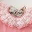 เสื้อเด็กหญิง PinkIdeal เสื้อสีชมพู ผูกโบว์ด้านหลัง thumbnail 9