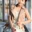 พรีออเดอร์ เสื้อแจ็คเก็ตหนัง เสื้อแจ็คเก็ตผู้หญิง เข้ารูปพอดีตัว สีชมพูอ่อน แต่งซิปเก๋ มีปก แฟชั่นเกาหลี thumbnail 1