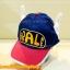 หมวก ARALE อาราเล่ สีน้ำเงิน-ชมพู 2 tone thumbnail 2