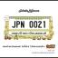 กรอบป้ายทะเบียนรถยนต์ CARBLOX ระหัส JPN 0021 BABY LOVE ( SPECIAL DlE CUT ) thumbnail 1
