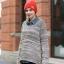 (Pre-order) หมวกไหมพรม เส้นใยสังเคราะห์ ถักทอเนื้อแน่น หมวกกันหนาวได้ดี แบบสวย เรียบง่าย แต่ไม่ธรรมดา สะท้อนความเป็นตัวของตัวเองของคุณ สีแดง thumbnail 3