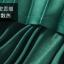 (Pre-order) กระโปรงพลีท กระโปรงทำงาน สวยเรียบหรู ความยาวคลุมเข่า ผ้าชีฟอง 2 สี คือ สีดำ และสีเขียวเข้ม thumbnail 4