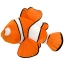 z Nemo Plush - Finding Nemo - Medium - 16'' thumbnail 2