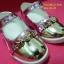 L16B622 - Pink รองเท้าเด็กผู้หญิง สีทอง-ชมพู ใส่ไปงานแต่ง งานเลี้ยง ไซส์26-30 thumbnail 3