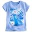 z Tee Elsa Snowflake for Girls (Size4) thumbnail 1