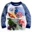 z The Avengers PJ Pal for Boys thumbnail 2