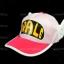 หมวก ARALE อาราเล่ สีชมพูอ่อน-เข้ม 2 tone thumbnail 2