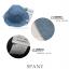 Pre-order หมวกยีนส์ปีกกว้าง หมวกเกาหลีแท้ หมวกฤดูร้อน กันแดด กันแสงยูวี สียีนส์เข้ม thumbnail 11