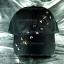 หมวกแก๊ป Cap สีดำ แต่งหนาม ดาว 2 แถว พาดหมวก thumbnail 1