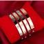 พร้อมส่ง ~ Cartier Diamond Bracelet กำไลข้อมือหน้าโลโก้คาร์เทีย thumbnail 12