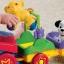 z Fisher-Price Disney Baby Amazing Animals Sing-Along Choo-Choo นำเข้าจากอเมริกา(พร้อมส่ง) thumbnail 6