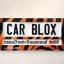 กรอบป้ายทะเบียนรถยนต์ CARBLOX ระหัส CB 0030 ลายสัตว์น่ารัก CUTE ANIMALS. thumbnail 2