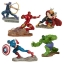 z Avengers Assemble Figure Play Set thumbnail 2
