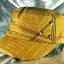 หมวก Cap ผ้าสีน้ำตาลโทนเหลือง ลายปักสีเหลืองทอง LEVI'S เท่ห์มากๆ thumbnail 6