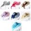 Pre-order หมวกฟาง หมวกใบกว้าง หมวกกันแดด กันแสงยูวี สีลูกกวาด thumbnail 1