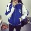 [พร้อมส่ง] เสื้อเบสบอล FREAKA มีสีน้ำเงิน thumbnail 5