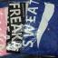 [พร้อมส่ง] เสื้อเบสบอล FREAKA มีสีน้ำเงิน thumbnail 3