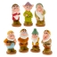 z Seven Dwarfs Squeeze Toy Set thumbnail 1