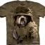 Pre.เสื้อยืดพิมพ์ลาย3D The Mountain T-shirt : Combat Sam thumbnail 1