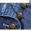 พรีออเดอร์ กระโปรงยีนส์ ยีนส์นิ่ม ทรงดินสอ สำหรับสาวอวบต้นขาใหญ่ สะโพกใหญ่ Big Size สีเข้ม thumbnail 10
