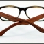 กรอบแว่นตา LENMiXX Brown WooD thumbnail 6