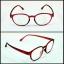 กรอบแว่นตา LENMiXX DoDo RED thumbnail 1