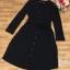 Sevy V-Neck Classy Black Ribbon Waist Dress Type: Dress Fabric: Spandex เนื้อผ้าเกรดดี เนื้อผ้ายืดหยุ่นได้ เนื้อผ้ามีน้ำหนักค่อนข้างมาก Detail : Dress ลุคเรียบหรู คอวี แขนยาว ชายแขนเสื้อผ่าขึ้นเล็กน้อย กระดุมผ่าหน้าใส่ง่าย มาพร้อมเชือกผ้าผูกเอว ใส่ออกมาแล thumbnail 10