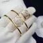 พร้อมส่ง ~ กำไลข้อมือและแหวน Chanel งานทอง 5 ไมครอน thumbnail 3