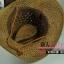 (Pre-order) หมวกปีกกว้าง หมวกสาน ป้องกันแดด สำหรับกิจกรรมกลางแจ้ง เที่ยวทะเล สีกาแฟ thumbnail 3