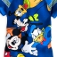Mickey Mouse and Friends PJ Pal Shorts Set for Boys (Size2) thumbnail 4