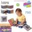 Lamaze Discovering Shapes Activity Puzzle หนังสือผ้า ของเล่นเด็กเสริมพัฒนาการ thumbnail 1