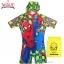 Size XS - ชุดว่ายน้ำเด็กผู้ชาย Spiderman สีเขียว บอดี้สูทเสื้อแขนสั้นกางเกงขาสั้น สกรีนลาย Spiderman มาพร้อมหมวกว่ายน้ำ สุดเท่ห์ ใส่สบาย ลิขสิทธิ์แท้ (สำหรับเด็กอายุ 6เดือน-2 ปี) thumbnail 1