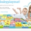 Comflor Baby Care Play Mat แผ่นยางรองคลาน Size L 210 x 140 cm made in Korea thumbnail 8