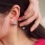"""พร้อมส่ง ~ Dior Earing Style Seris ..""""Love Love"""" thumbnail 4"""