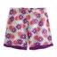 zRapunzel PJ Pal Shorts Set for Girls Size4 thumbnail 3