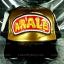หมวก ARALE อาราเล่ หนังแก้ว สีทอง - ดำ thumbnail 2