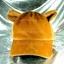 หมวก Bear หูหมี ขนสัตว์นุ่มๆ สีน้ำตาล thumbnail 1