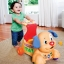 z Fisher-Price Laugh and Learn Stride to Ride Puppy (พร้อมส่ง) thumbnail 5