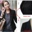 พร้อมส่ง เสื้อสูทแฟชั่นเกาหลี คอวี ปกสูท แขนยาว ติดกระดุมเม็ดเดียว กระเป๋าสองข้างมีฝา สีดำ thumbnail 8