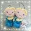 Plush Purse Elsa - Frozen from Disney USA ของแท้100% จากอเมริกา กระเป๋าตุ๊กตา ปากปิ๊กแป็ก มีสายโซ่ น่ารักน่าใช้มากๆ thumbnail 4