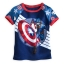 Captain America PJ Pal Shorts set for Boys size3 thumbnail 2