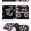 (Pre-Order) กระโปรงทำงานทรงดินสอ กระโปรงยาว ผ้าพิมพ์ลาย กระโปรงแฟชั่นเกาหลีปี 2014 thumbnail 9