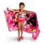 zMinnie Mouse Deluxe Striped Swimsuit for Girls (Size3) thumbnail 5