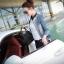 Pre-order เสื้อสูทแฟชั่น สูทยีนส์เข้ารูป สูทบาง ประดับด้วยคริสตัล แฟชั่นเสื้อสูทเวอร์ชั่นเกาหลี thumbnail 3