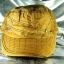 หมวก Cap ผ้าสีน้ำตาลโทนเหลือง ลายปักสีเหลืองทอง LEVI'S เท่ห์มากๆ thumbnail 2