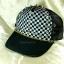 หมวกแก๊ป Cap สีดำลายหมากรุก thumbnail 2