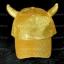 หมวกกากเพชร กลิตเตอร์ Glitter สีทอง Devil thumbnail 2