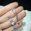 พร้อมส่ง ~ Diamond Bracelet สร้อยข้อมือเพชร CZ แท้ thumbnail 6