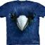 Pre.เสื้อยืดพิมพ์ลาย3D The Mountain T-shirt : Bluebird Face thumbnail 1