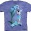 Pre.เสื้อยืดพิมพ์ลาย3D The Mountain T-shirt : Forget Me Not thumbnail 1